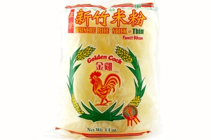Hsinchu Rice Stick - Thin (Pancit Bihon) - 14oz