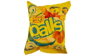 Snack Balls (Cheese Flavor) - 0.42oz