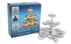 Cupcake and Dessert Stand (13-slot)