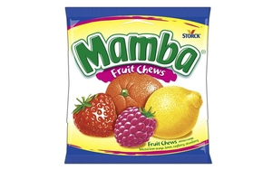 Mamba Fruit Chews - 3.95oz