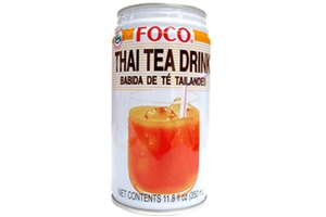 Thai Tea Drink (Bebida De Te Tailandes) - 11.8fl oz