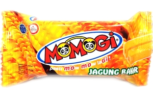 Momogi Corn Stick Roasted Corn Flavor (Stick Jagung Bakar) - 0.35oz