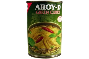 Green Curry - 14oz