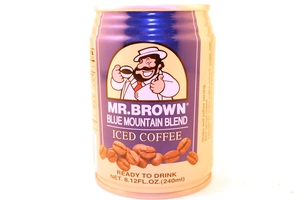 Blue Mountain Blend Iced Coffee - 8.12fl oz