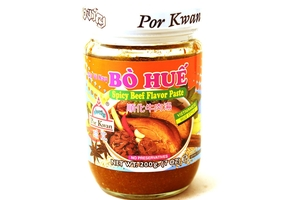 Spicy Beef Flavor Paste (Bo Hue) - 7oz