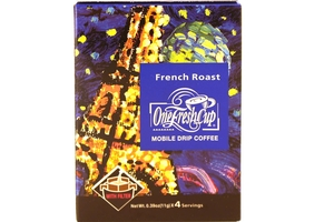 Mobile Drip Coffee (French Roast) - 1.56oz