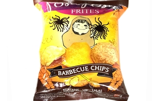 Barbecue Chips - 2.82oz