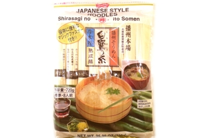 Shirasagi No Ito Somen (Japanese Styles Noodles) - 25.39oz
