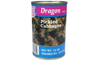 Pickled Cabbages - 15oz