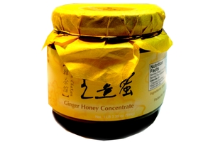 Ginger Honey Concentrate - 19.40oz