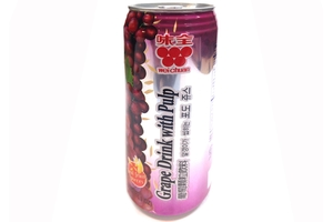 Grape Drink with Pulp - 16.9oz