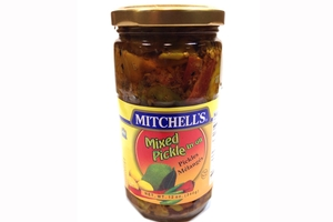 Pickles Melanges (Mixed Pickle In Oil) - 12oz