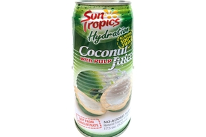Coconut Juice With Pulp - 17.5oz