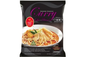 Singapore Curry La Mian - 6.2oz