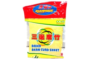 how to use bean curd sheets