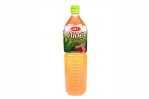 Aloe Drink (Strawberry Taste) - 50.7fl oz