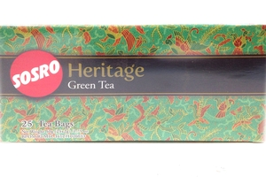 Heritage (Green Tea/25-ct) - 1.75oz