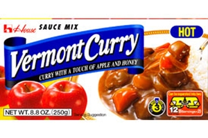 Vermont Curry Sauce Mix (Hot)  - 8.8oz