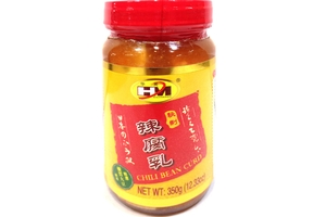 Chili Bean Curd - 12.33oz