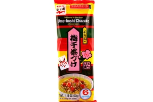 Umeboshi Chazuke (Rice Soup Seasoning Pickled ) - 1.16oz