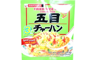 Fried Rice Mix (Combination) - 0.84oz