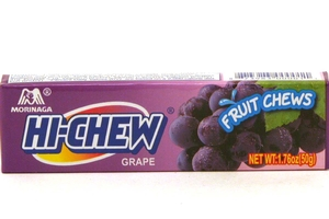 Hi-Chew (Grape Flavor) - 1.76oz