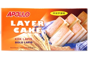 Bolu Lapis (Layer Cake) - 5.07oz