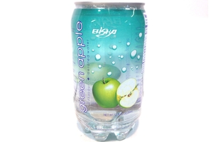 Aerated Water (Green Apple Flavour) - 12.30fl oz