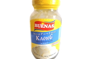 Kaong in Syrup (Sugar Palm Fruit) - 12oz