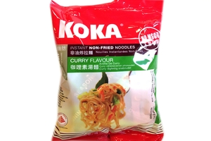 Instant Non Fried Noodles (Curry Flavour) - 3oz
