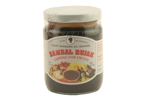 Sambal Rujak (Dipping For Fruits) - 10.57 oz