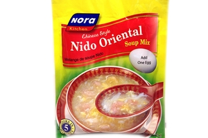Soup Mix (Chinese Style Nido Oriental - Add one egg) - 2.12oz