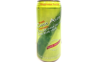 Real Coco Aloe (100% All Natural) - 16.2fl oz