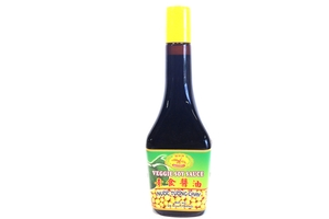 Veggie Soy Sauce (Nuoc Tuong Chay) - 26fl oz