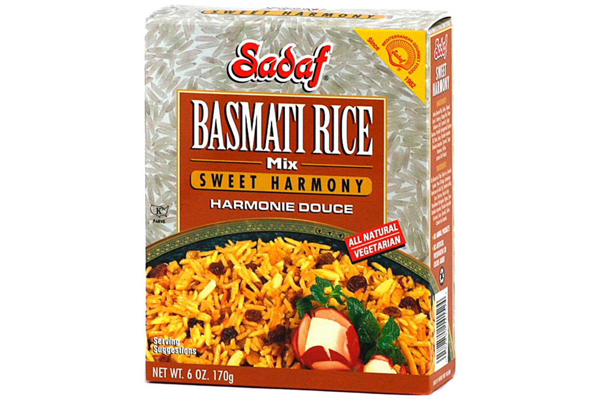 Basmati Rice Mix (Sweet Harmony) - 6oz's Gallery
