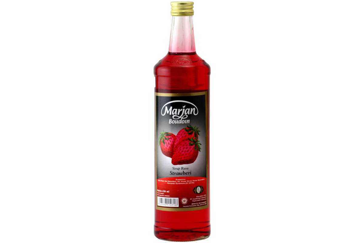 Strawberry Syrup (Sirup Rasa Strawberi) - 22fl oz's Gallery