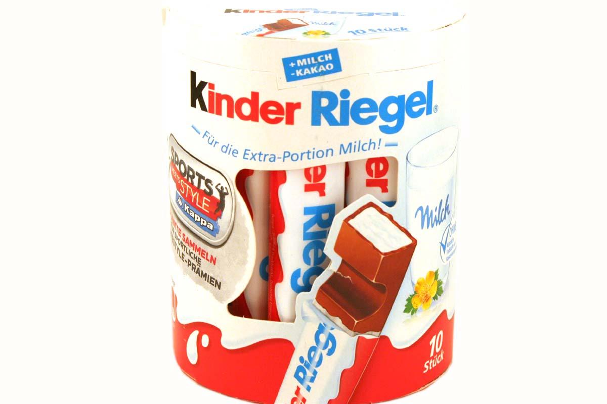 Riegel ferrero schokoriegel ferrero kinder riegel schokolade 36 riegel