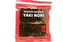 Buy Shirakiku Yakinori Red Half (Roasted Seaweed) - 3.75oz