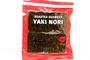 Buy Shirakiku Yakinori Red Half (Roasted Seaweed) - 3.75oz