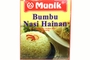 Buy Munik Bumbu Nasi Hainan (Hainanese Chicken Rice Seasoning) - 3.17oz