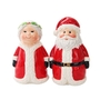 Buy Mr & Mrs Claus Salt Pepper Shaker