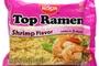 Top Ramen Instant Noodle Soup (Shrimp Flavor) - 3oz