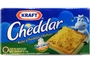 Buy Kraft Cheddar Cheese (Keju Cheddar Olahan) - 6.17oz