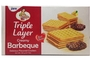 Buy Triple Layer Crackers (Barbeque Cream Flavor) - 5.7oz