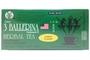 Buy Natural Green Leaf Brand 3 Ballerina Herbal Dietary Tea (Lemon Flavor / 18-ct) - 1.88oz