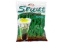 Buy Sruut Tepung Dawet (Cendol) (Pandan Mung Bean Flour Mix) (Hijau Pandan) - 3.53oz