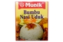 Buy Munik Bumbu Nasi Uduk (Jakarta Fragrant Rice Seasoning) - 2.4oz