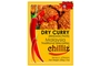 Buy Chilliz Malaysia Dry Curry (Rendang Paste) - 7oz