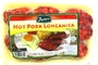Buy Tropics Frozen Pork Longanisa (Hot) - 12oz