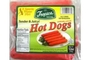 Buy Tropics Hot Dog Reguler - 12oz